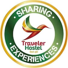 Perfil de usuario de Traveler