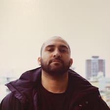 Juba Farris - Uživatelský profil