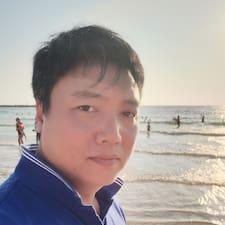 Jiecheng felhasználói profilja