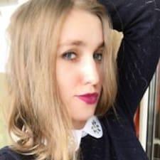 Profil utilisateur de Ксеня
