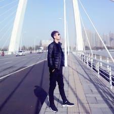 姜南 User Profile