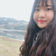 Nutzerprofil von Judy Ji In