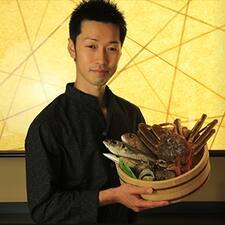 Takumi felhasználói profilja