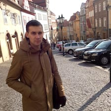 Yaroslav - Uživatelský profil