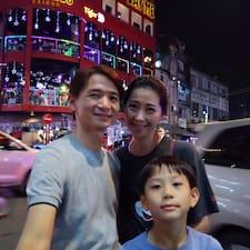 Profil korisnika Yen Hung