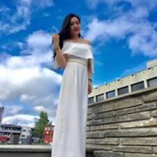 Profilo utente di Cathrine Mai Lan Tran