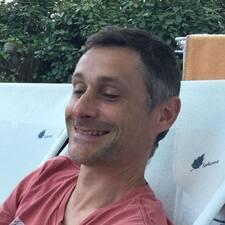 Stéphane felhasználói profilja