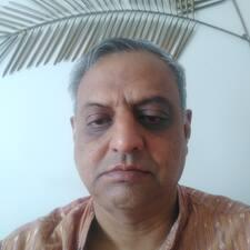 Profil utilisateur de Giridhar