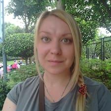 Gebruikersprofiel Yelyzaveta