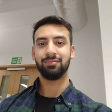 Zuhayr felhasználói profilja