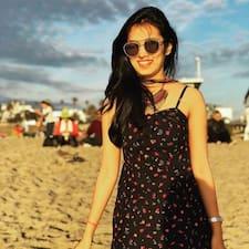 Shriya User Profile