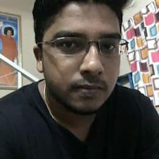 Profil utilisateur de Yakesh
