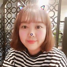 Perfil do usuário de Minsook