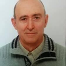 Profil Pengguna Cristóbal