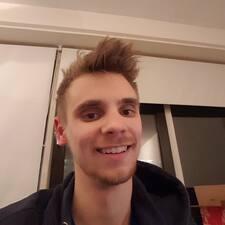 Jordy - Uživatelský profil