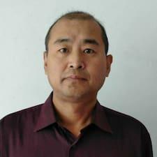 永峰 felhasználói profilja