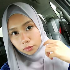 Azmina User Profile