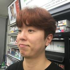 Soyeong felhasználói profilja
