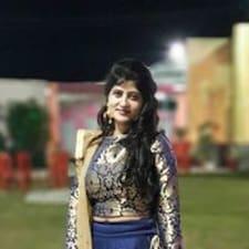 Profil utilisateur de Shailja