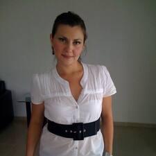Profil utilisateur de Nury