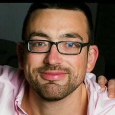 Henkilön Sébastien käyttäjäprofiili