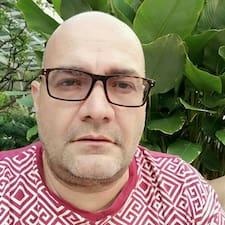 Tiberio User Profile
