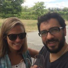 โพรไฟล์ผู้ใช้ An & Gerardo