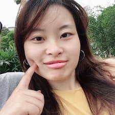Perfil do utilizador de 筱涵