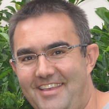 Russell - Uživatelský profil