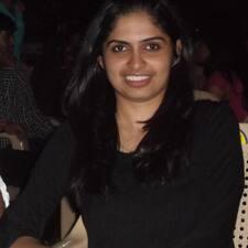 โพรไฟล์ผู้ใช้ Pavithra