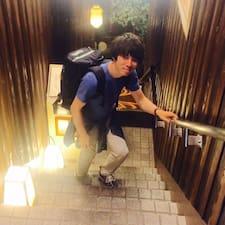 Kazuma User Profile