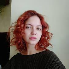 Perfil de usuario de Юлия
