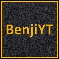 Benji - Uživatelský profil