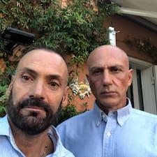 Profil utilisateur de Francesco & Gianni