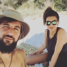 Profil utilisateur de Emanuela & Stefano