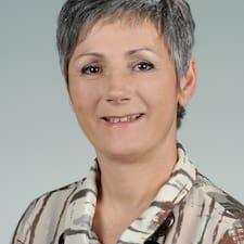 Valerie felhasználói profilja