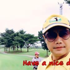 Mr. Chin - Uživatelský profil