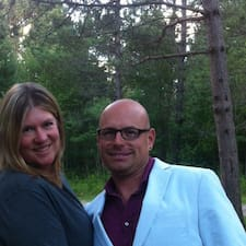 Profilo utente di Isabelle & Jonatan