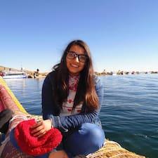 Profil utilisateur de Ángela Yazmin