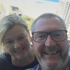Alan & Amanda Superhost házigazda.