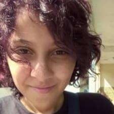 Profil utilisateur de Vitória