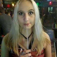 Profil utilisateur de Ronelle