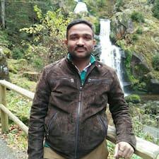 Nutzerprofil von Prasad