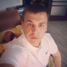 Το προφίλ του/της Сергей