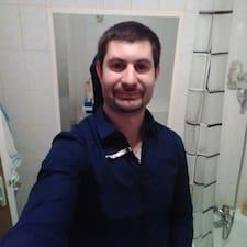 Martial User Profile