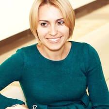 Profil utilisateur de Trofymenko