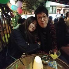 Perfil do utilizador de Leung