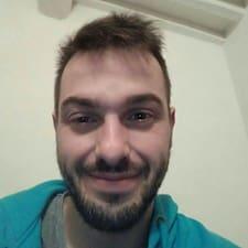 Profil utilisateur de Matteo