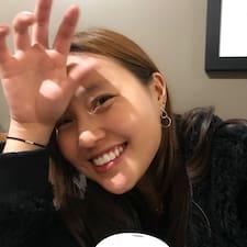 Perfil do utilizador de Hajeong