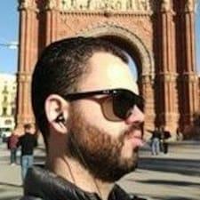 Perfil do usuário de Rodrigo